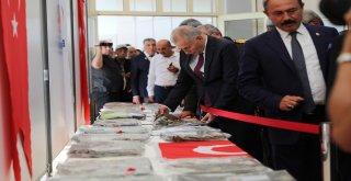 'Şehitlerimizin Emanetleri' Sergisi açıldı