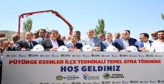 'KARDEŞ' PÜTÜRGE'YE OTOBÜS TERMİNALİ