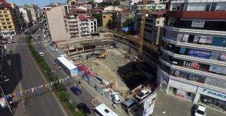 Trabzon'un hak ettiği yatırım hızla ilerliyor