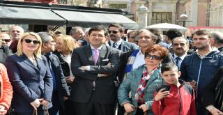 Beşiktaş Belediyesi Tarihine Sahip Çıkıyor!