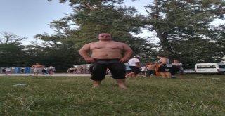 Büyükşehir Belediyesi Sporcusu Arınç'ın Hedefi 'Altın Kemer