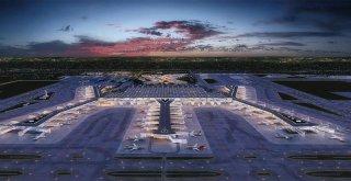 Dünyanın En Büyük Havalimanı Arnavutköy'de