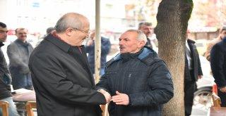 Başkan Kafaoğlu  İvrindi ilçesi ziyaret etti.