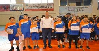 Belediyespor Yaz Spor Okulunda İkinci Dönem Sona Erdi