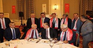 SEVDAMIZ SAMSUN buluşmalarının ikincisi Ankara'da gerçekleşti