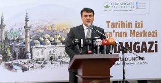 Mustafa Dündar: '2019 Osmangazi için proje yılı  olacak'