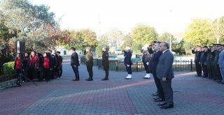 Ulu Önder Atatürk, Ölüm Yıl Dönümünde Anıldı