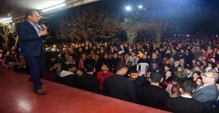 Cumhur İttifakı Seyhan'da atakta