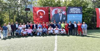 """Beşiktaş'ta """"15 Temmuz"""" Anma Programı…"""