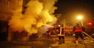 Isınma İhtiyacı Yangın Ve Zehirlenme Riskini Artırıyor