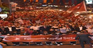 Beşiktaş'ta 30 Ağustos Zafer Bayramı!