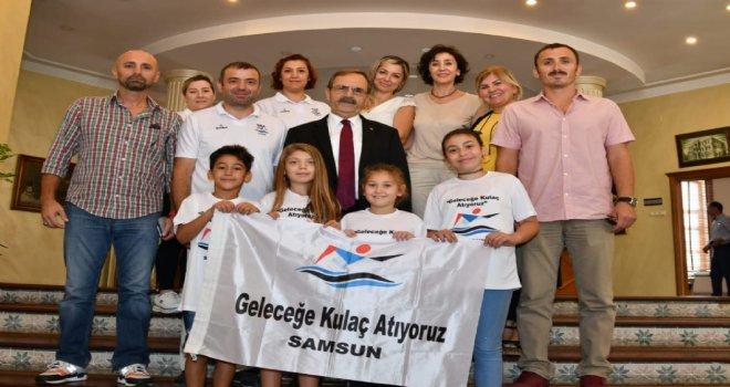 Başkan Şahin: Çocuklar Gülerse Şehir Güler