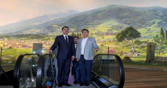 Tarihe Atılan İmza: 'Panorama 1326 Bursa'