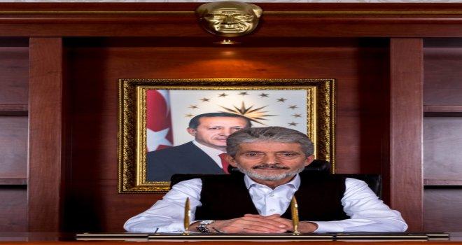 BAŞKAN TUNA'DAN 'YERLİ VE MİLLİ ÜRÜN' GENELGESİ