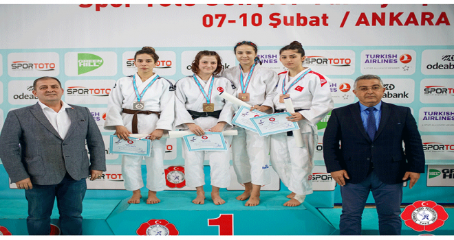 Osmangazili Judocular Milli Takımda ..