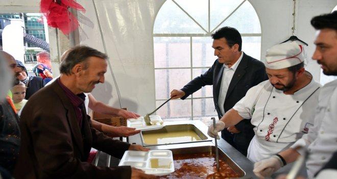 Osmangazi'de Gönül Sofraları Kuruluyor