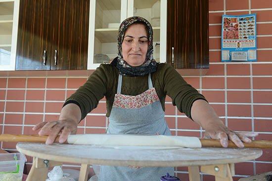 Kadınların şehri Antalya