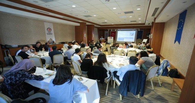 Denizli Sera Gazı Envanteri Çalıştayı yapıldı