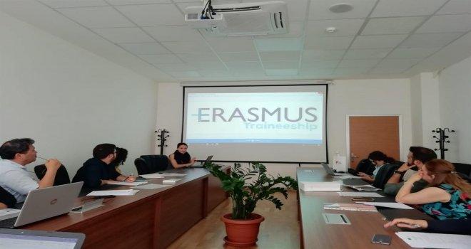 Erasmus+ Staj Konsorsiyumu 2018