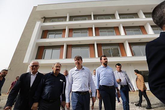 Başkan Türel Alanya'da
