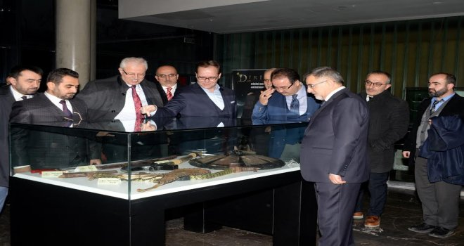 Müftülerden Fetih Müzesi'ne Ziyaret