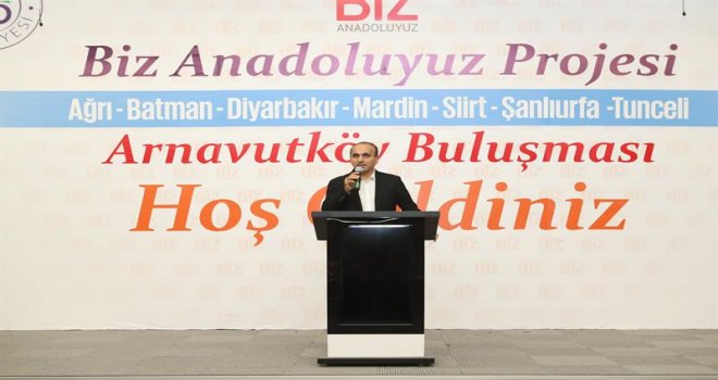 280 Öğrenci Arnavutköy'de Ağırlandı