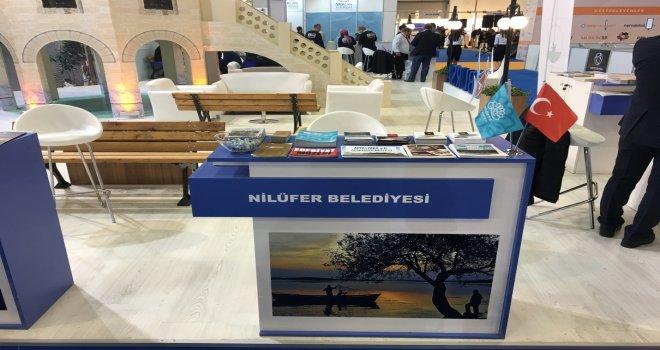 Nilüfer'in değerleri İzmir'de tanıtıldı