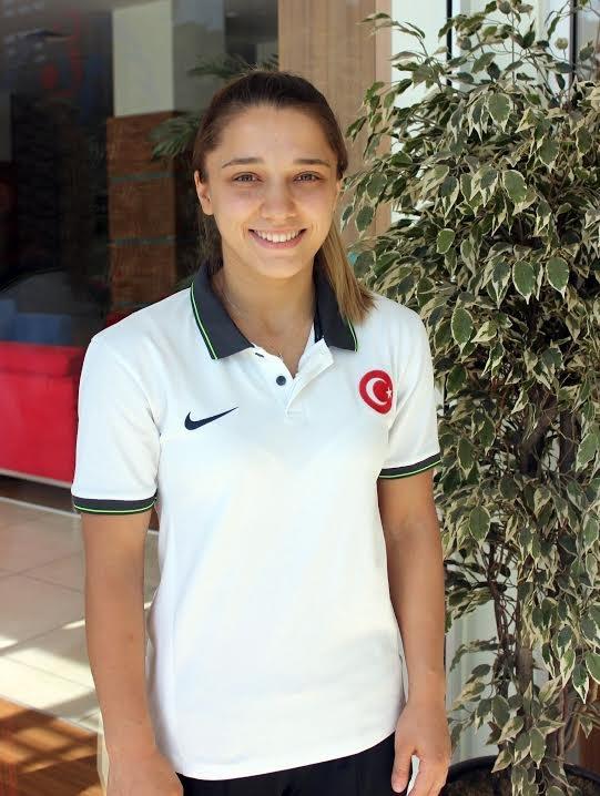 Osmangazi Belediyespor'un Milli Gururu