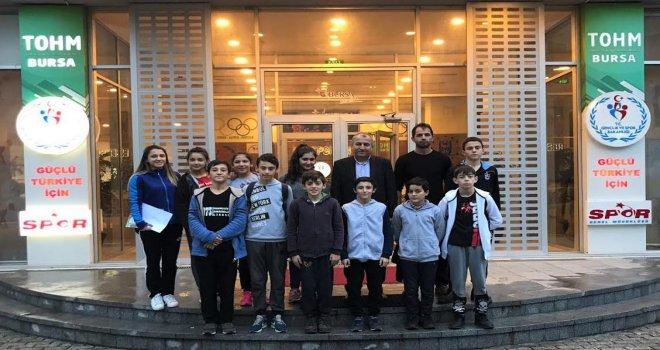 Osmangazili Judoculara Bağımlılık İle Mücadele Eğitimi