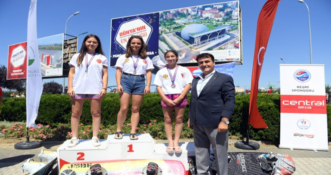 Türkiye Şampiyonları Sukaypark'ta Belli Oldu