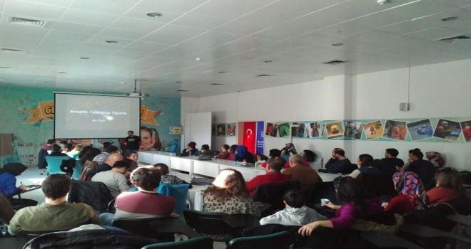 BTM'de astronomi seminerleri