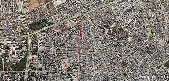 Kazım Karabekir Caddesi asfaltı yenileniyor