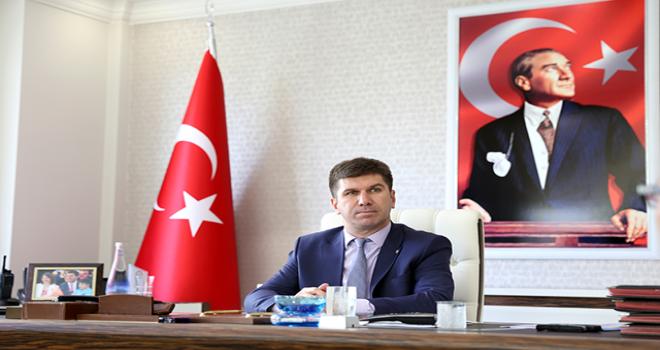 Başkan Ercengiz'in 29 Ekim Cumhuriyet Bayramı Mesajı