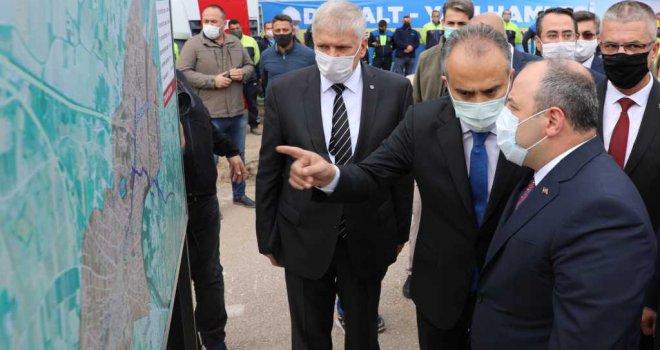 Mustafakemalpaşa'da yılların hasreti bitiyor