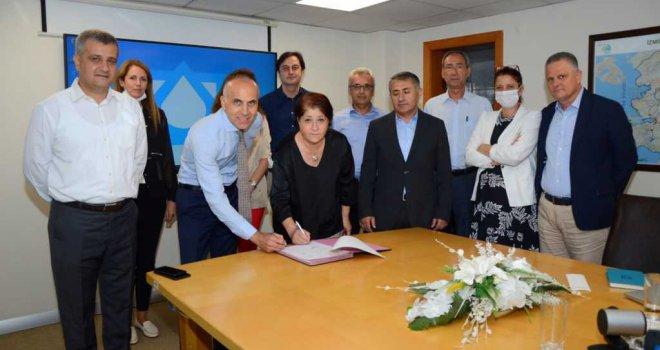 Gördes Barajı için devir-teslim protokolü imzalandı