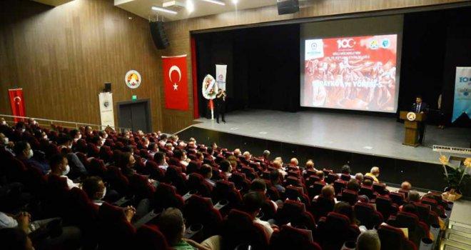 Milli Mücadele kahramanları Sarayköy'de anıldı