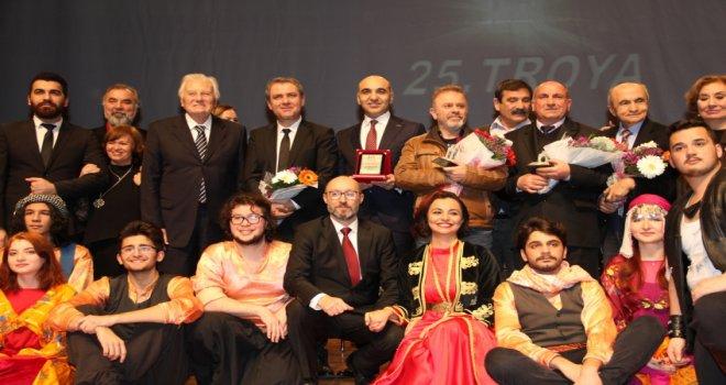 26. Troya Kültür-Sanat Ödülleri Açıklandı