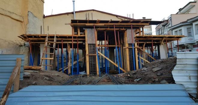 Ebu İshak Mahallesi'ne Yeni Muhtarlık Binası