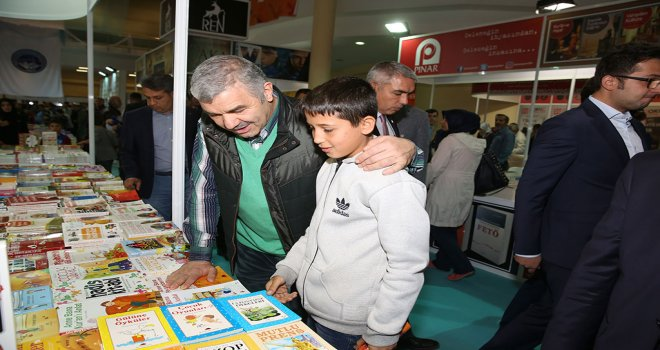 Kültür Şehri Kayseri'den Görkemli Fuar