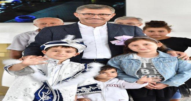 AHMEDİYE VE MİMAR SİNAN MAHALLE SAKİNLERİ BOĞAZ TURU'NDA