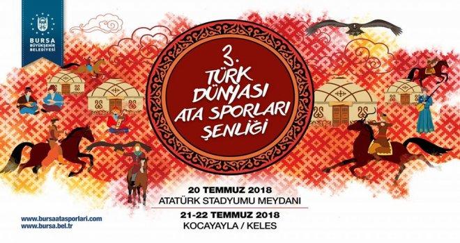 3.Türk Dünyası Ata Sporları Şenliği