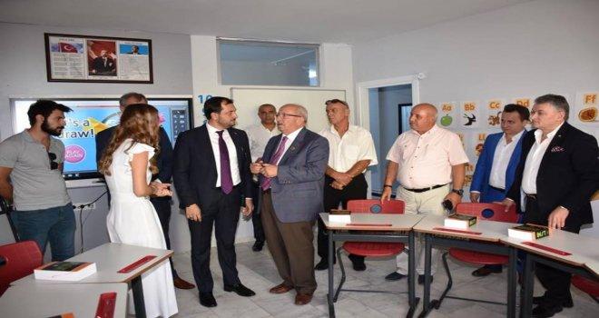 Başkan Albayrak Dil Akademisi Açılış Törenine Katıldı
