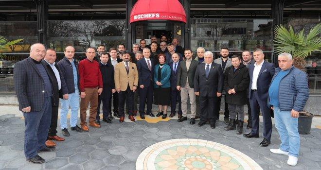 Karadenizlilerden Başkan Osman Zolan'a tam destek