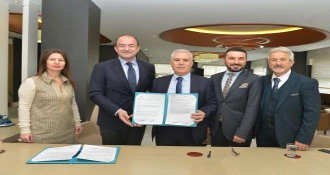 Nilüfer'de yeni park için imzalar atıldı
