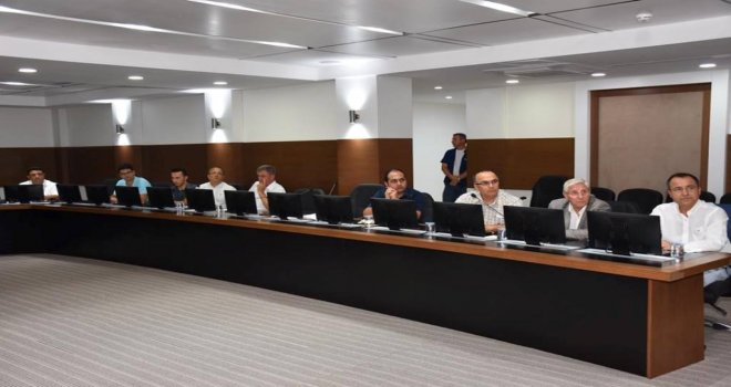 Büyükşehir Belediyesi'nin Çerkezköy İlçesindeki Yatırımları Değerlendirildi