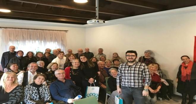 """Nilüfer'de """"Hastalık yaşta değil kastadır"""" konulu  seminer"""