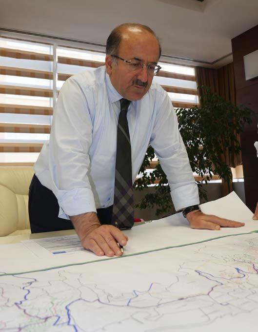 Büyükşehir Belediyesi, Trabzon'u planladı
