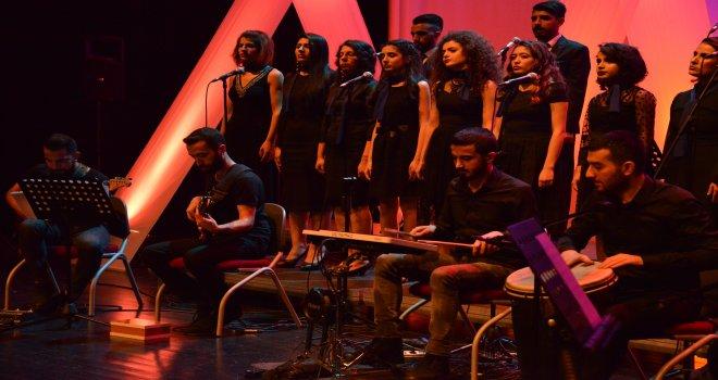 Diyarbakır'da Müzik günleri yoğun ilgi görüyor