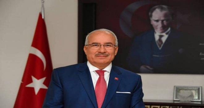 Başkan Kocamaz, ''11 Ayın Sultanı, Mübarek Ramazan Ayı'nın Bereketi Sofralarımıza, Sabrı Ve Huzuru Yüreklerimize Dolsun''