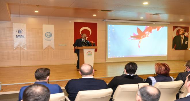 Hasat Sonrası Kayıplar Bursa'da Masaya Yatırıldı.